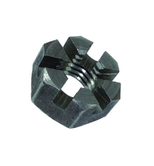 165686 - 1in-14 Castle Nut/Spindle Nut 165686
