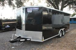 245373 - 20ft Enclosed Car Hauler by Sure Trac Trailers - 245373