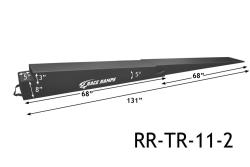 "Race Ramps - 11"" GT Trailer Ramps RR-TR-11-2"