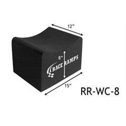 "Race Ramps 8"" Wheel Cribs (Pair) RR-WC-8"