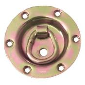 v4120 - 2500 Lb. Recessed Round Swivel D-Ring